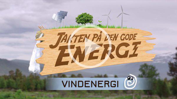 Video om vindenergi fra Energisenteret.no